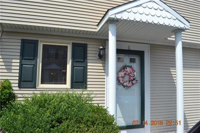 Cranston Condo/Townhouse For Sale: 165 Holland St, Unit#6 #6