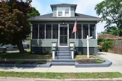 Cranston RI Single Family Home For Sale: $210,000