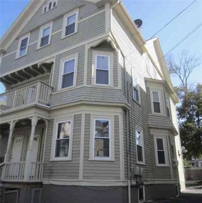 Providence RI Multi Family Home For Sale: $299,900