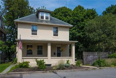 Newport Single Family Home For Sale: 6 Kay Ter