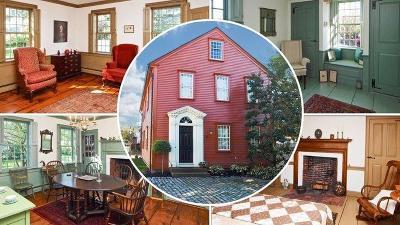 Newport Single Family Home For Sale: 59 Bridge St