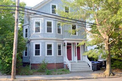 Providence County Multi Family Home For Sale: 150 Pitman St