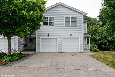 South Kingstown Condo/Townhouse Act Und Contract: 16 Susan Cir, Unit#8 #8