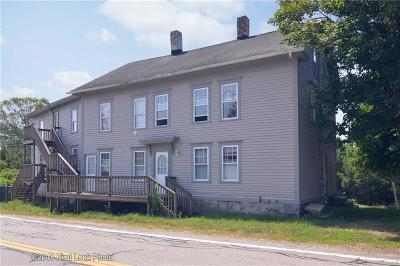 Washington County Multi Family Home For Sale: 193 Shannock Village Rd