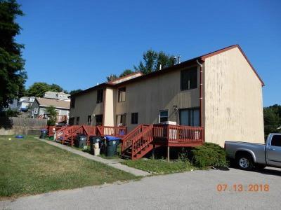 Providence RI Condo/Townhouse For Sale: $97,500