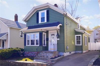 Pawtucket Single Family Home Act Und Contract: 46 Gerald St