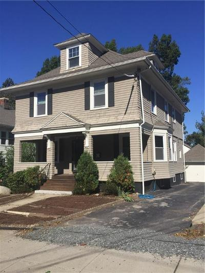 Providence County Single Family Home For Sale: 62 Rochambeau Av