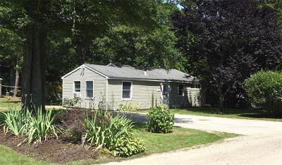 Washington County Single Family Home For Sale: 16 Baxter St