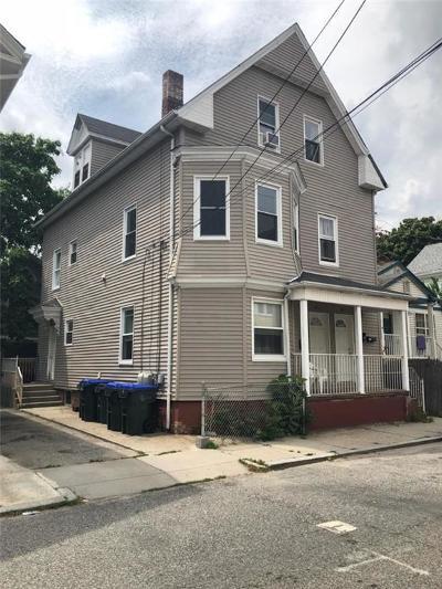 Providence RI Multi Family Home For Sale: $219,900