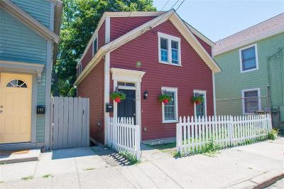 East Greenwich Single Family Home For Sale: 148 Marlborough St