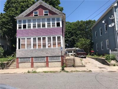 Providence RI Multi Family Home For Sale: $159,900