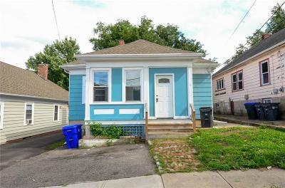 Providence RI Single Family Home For Sale: $194,900