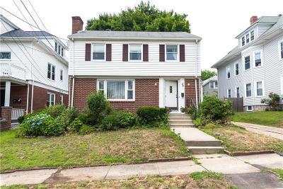 Providence RI Single Family Home For Sale: $355,000