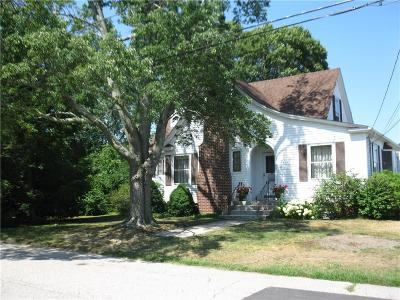 East Providence Multi Family Home For Sale: 80 Miller Av