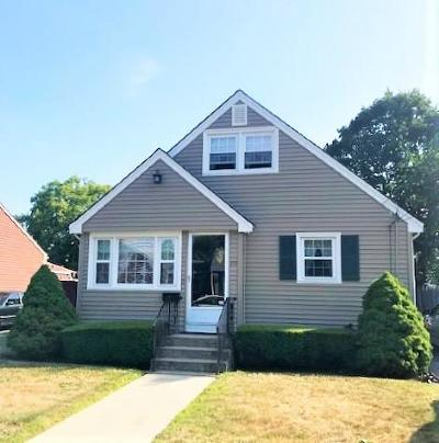 East Providence Single Family Home Act Und Contract: 299 Woodward Av