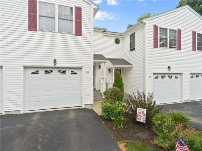 Providence County Condo/Townhouse For Sale: 612 Smithfield Rd, Unit#22d #22D