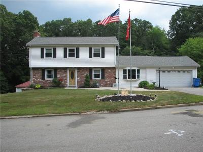 Providence County Single Family Home For Sale: 8 Blue Mist Dr