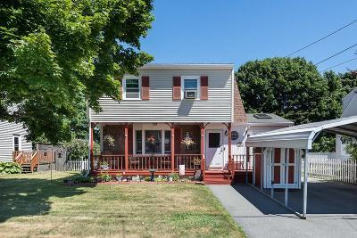 Newport County Single Family Home For Sale: 62 Beech Av