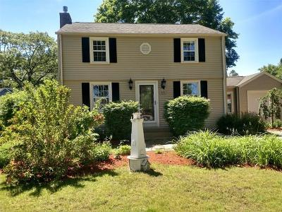 Warwick Single Family Home For Sale: 22 Parkway Dr