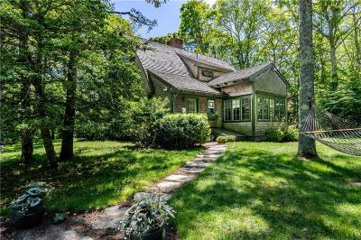 Little Compton Single Family Home For Sale: 4 Holly Lane