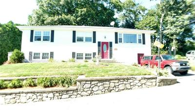 Providence County Single Family Home For Sale: 38 Barbara Ann Dr