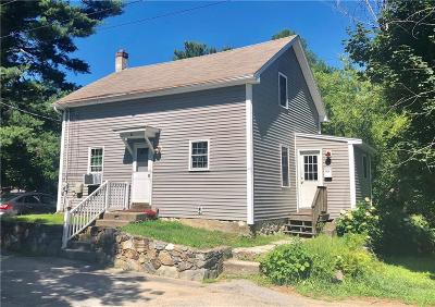 Burrillville Single Family Home For Sale: 81 Foster St