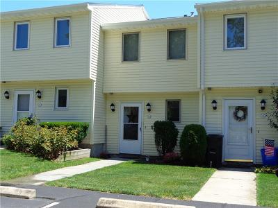 Providence County Condo/Townhouse For Sale: 33 Dale Av, Unit#d #D