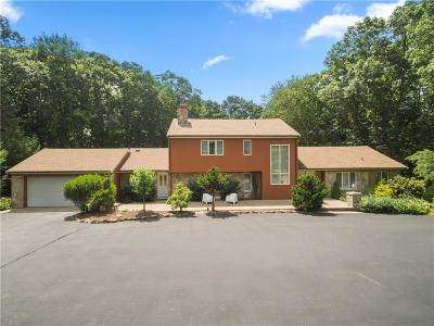Lincoln Single Family Home For Sale: 1 Middlebrook Lane