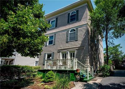 Providence County Condo/Townhouse For Sale: 76 - 78 Ninth St, Unit#1 #1