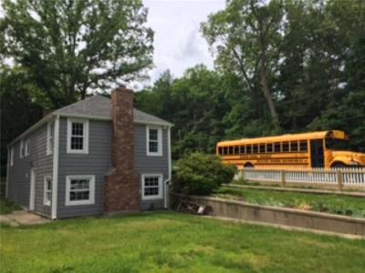 Scituate Single Family Home For Sale: 648 Plainfield Pike