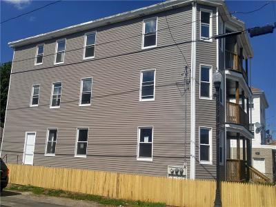 Providence County Multi Family Home For Sale: 1043 Mineral Spring Av