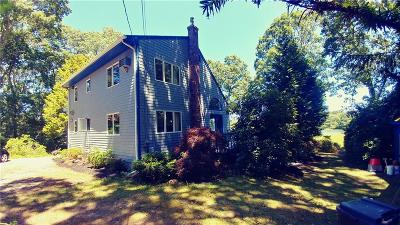 Single Family Home For Sale: 99 Beach Plum Rd