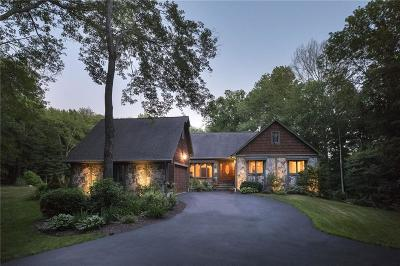 Glocester Single Family Home For Sale: 832 Snake Hill Rd