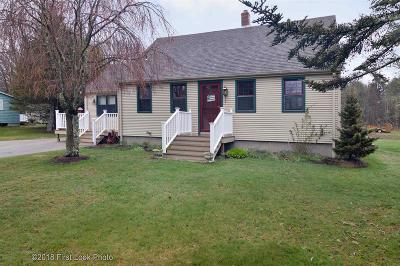 South Kingstown Single Family Home For Sale: 73 Brookwood Rd
