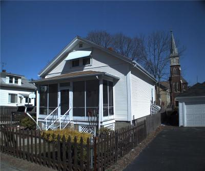 Providence Single Family Home For Sale: 103 Henrietta St