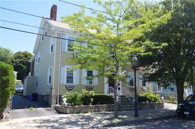 Bristol County Multi Family Home For Sale: 494 Thames St