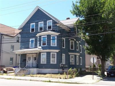 Providence County Multi Family Home For Sale: 703 N Broadway