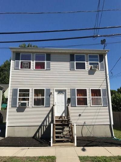 Providence RI Single Family Home For Sale: $189,900