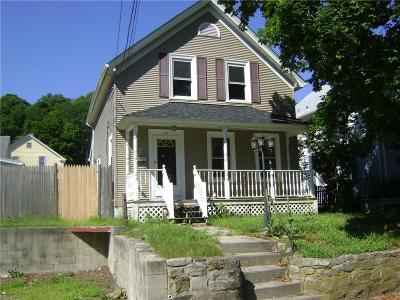 Single Family Home For Sale: 57 Bradford St