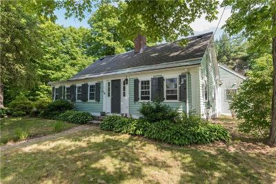 Providence County Single Family Home For Sale: 470 Buxton St