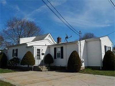 Cranston Single Family Home For Sale