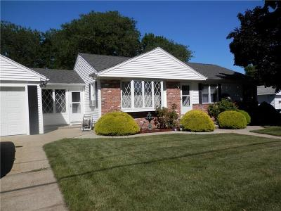 Providence County Single Family Home For Sale: 41 Argonne St