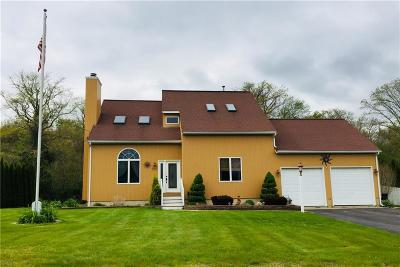 Bristol County Single Family Home For Sale: 65 Narrows Rd