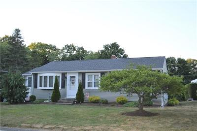 Providence County Single Family Home For Sale: 29 Scenic View Dr