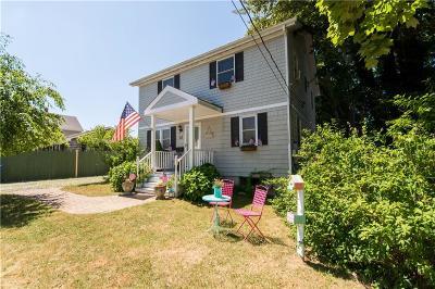 Newport Single Family Home For Sale: 53 Bedlow Av