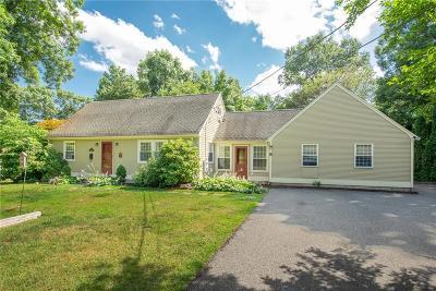 Lincoln RI Single Family Home For Sale: $349,900