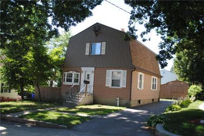 North Providence RI Single Family Home For Sale: $224,900