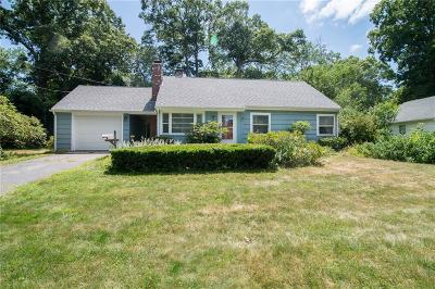 Bristol County Single Family Home For Sale: 6 Waverly Rd