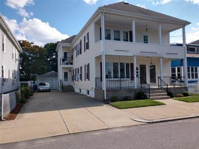 Providence County Multi Family Home For Sale: 107 - 109 Carter Av