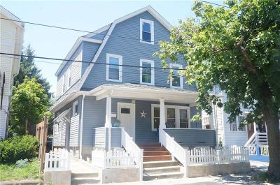 Providence Single Family Home For Sale: 89 Cumerford St